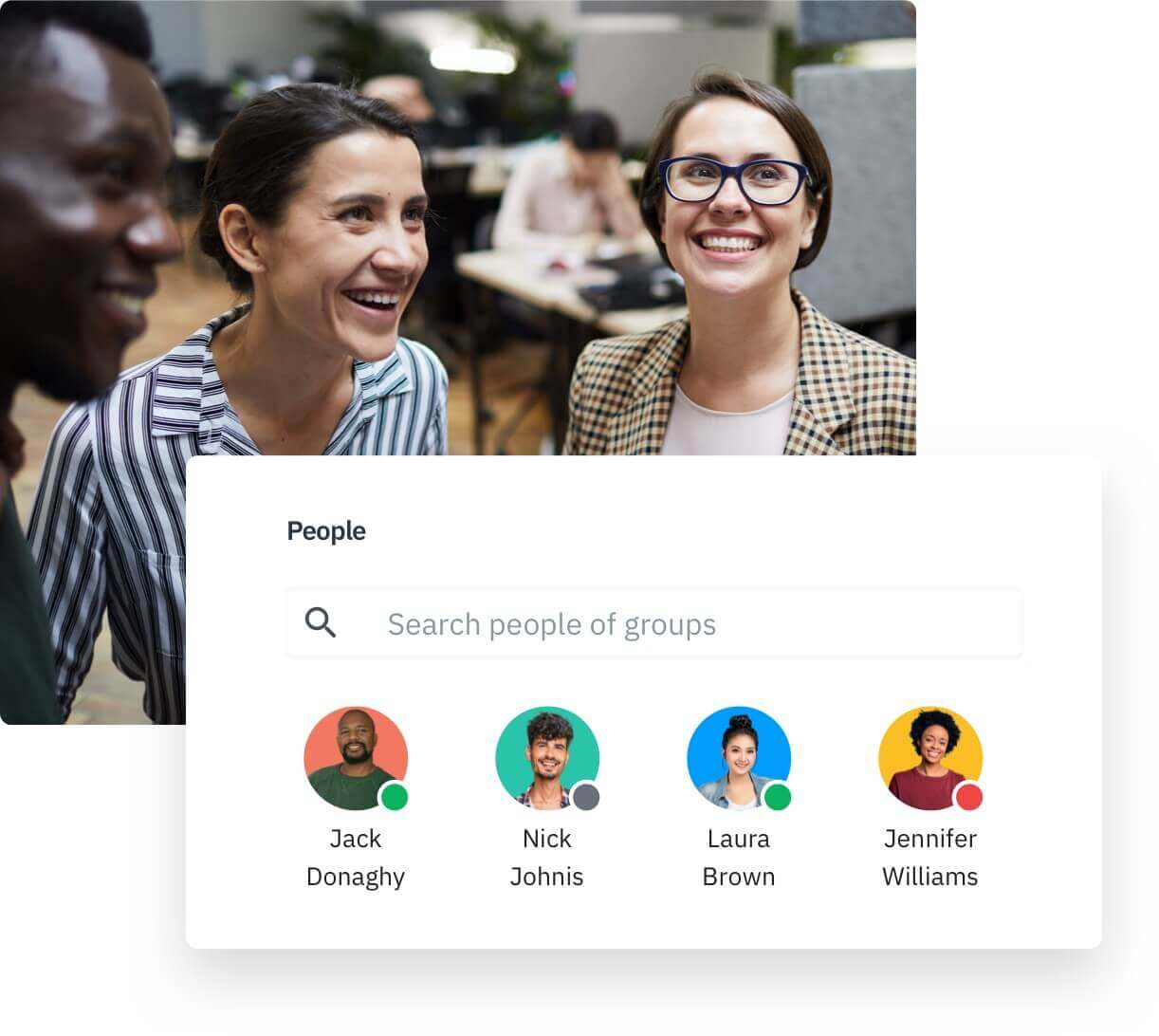 Intranet for HR department
