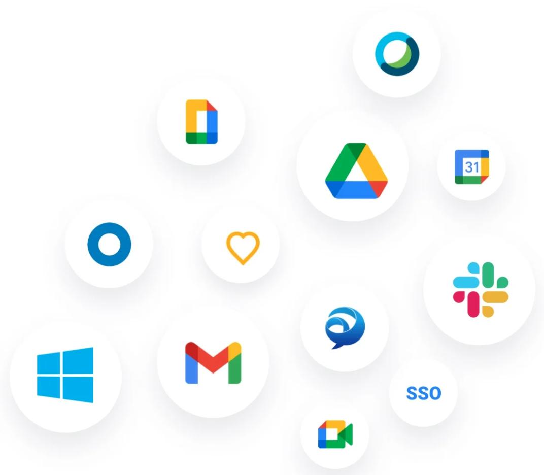 Intranet trend: Google Workspace integrations