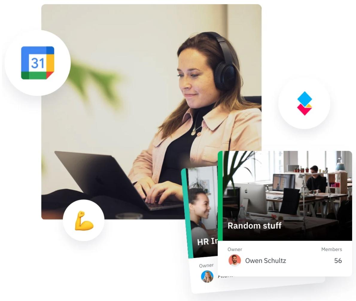 Remote employee engagement: remote-work software