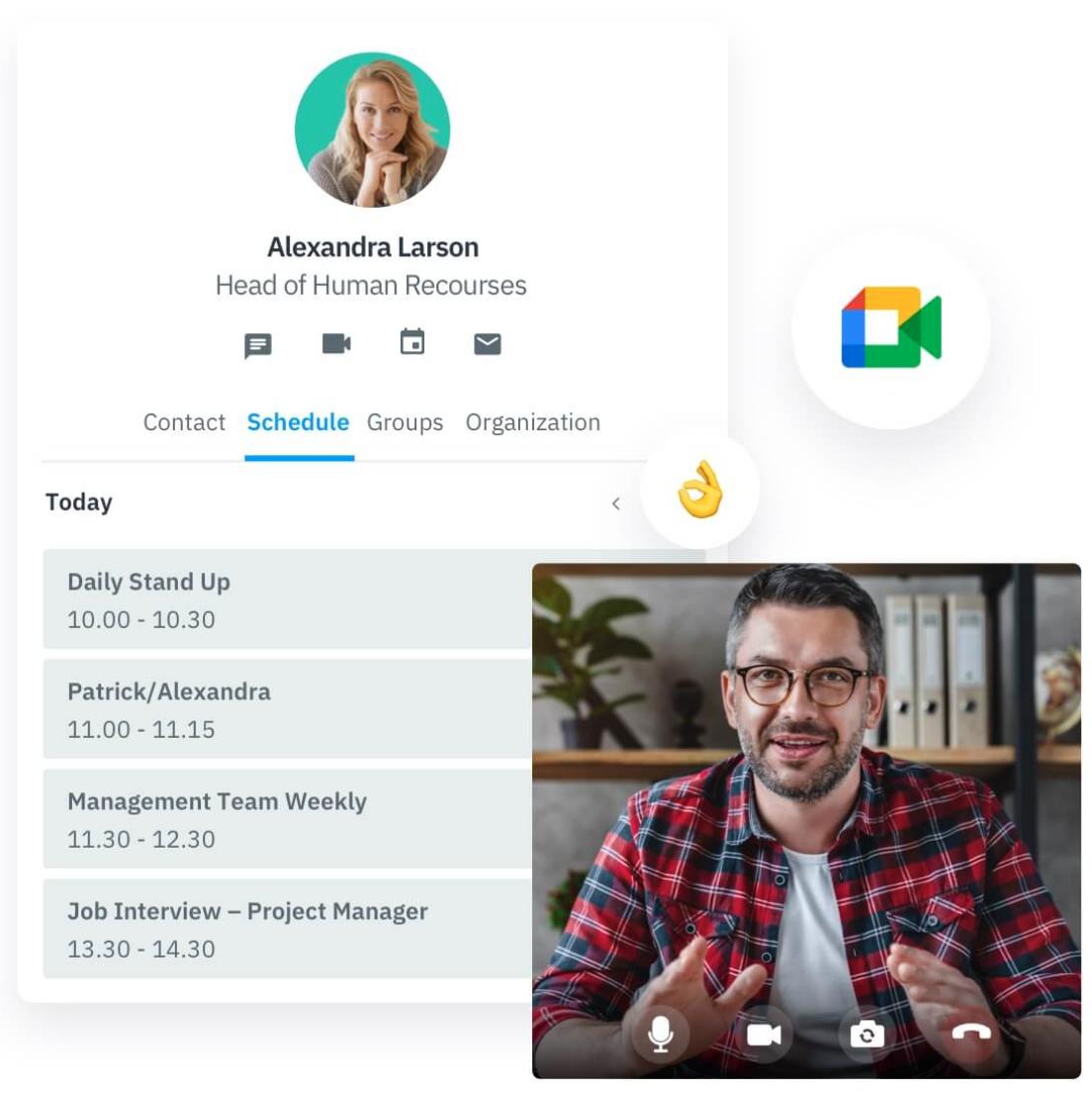 Improve remote worker experience: Video meetings