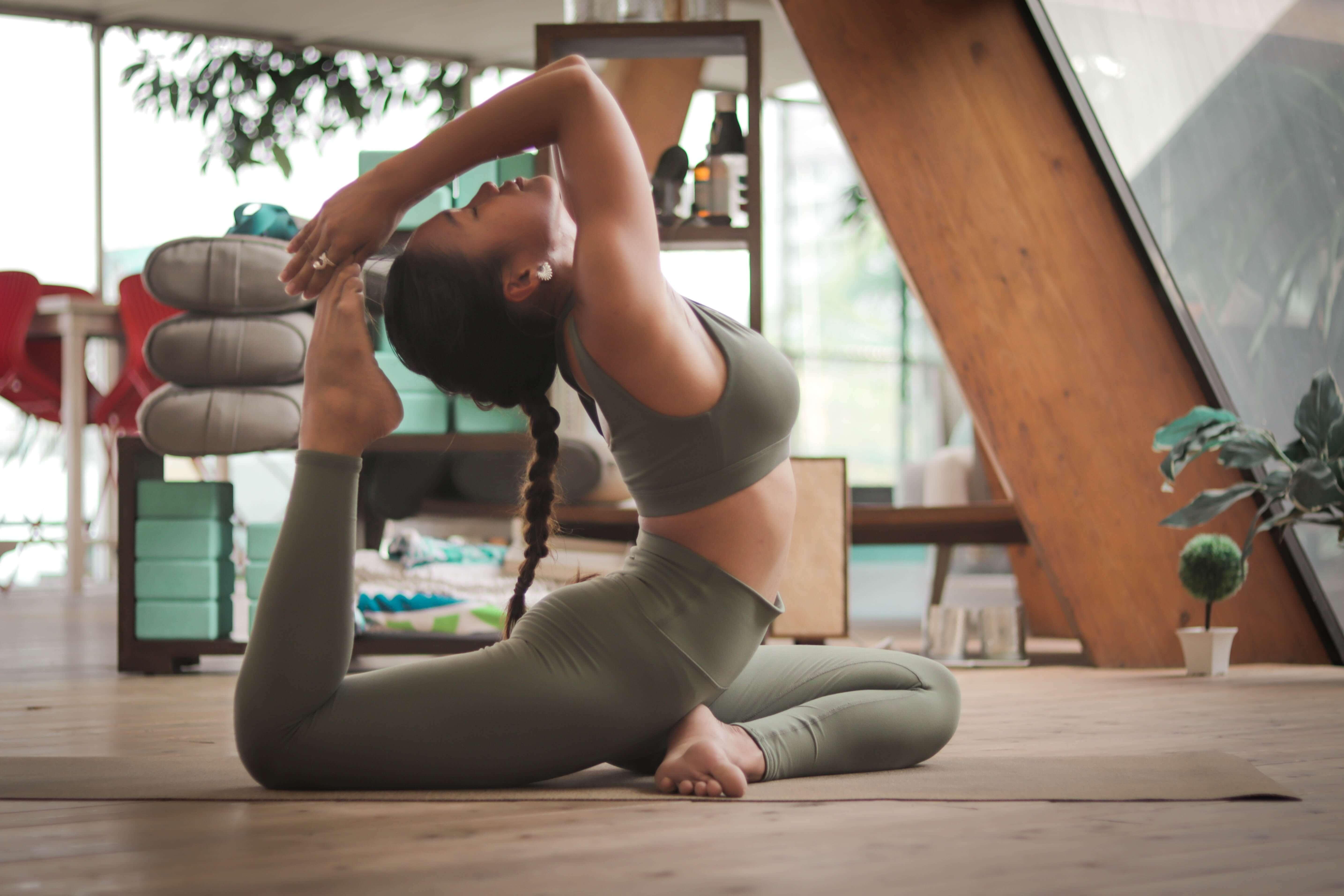 Yoga - Home office