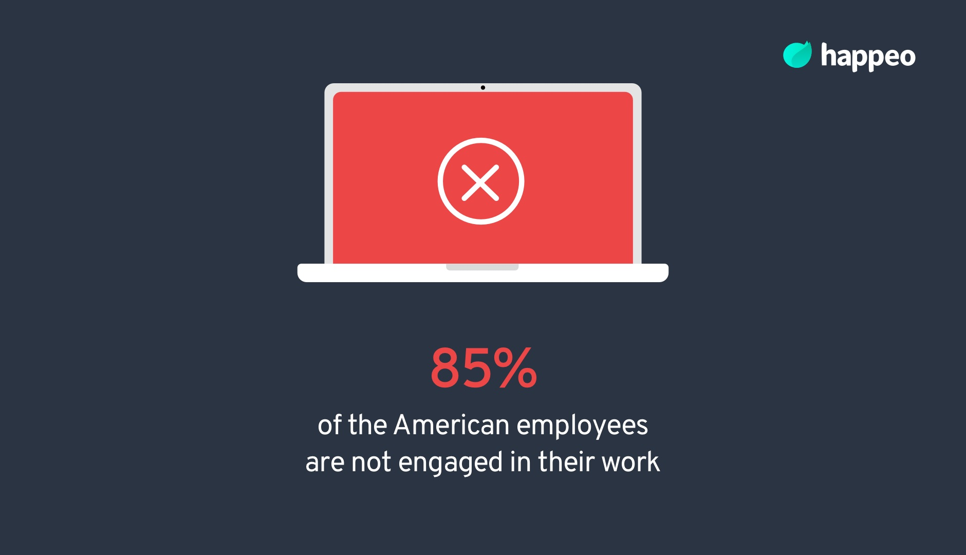 collaboration with employees - employees are not engaged