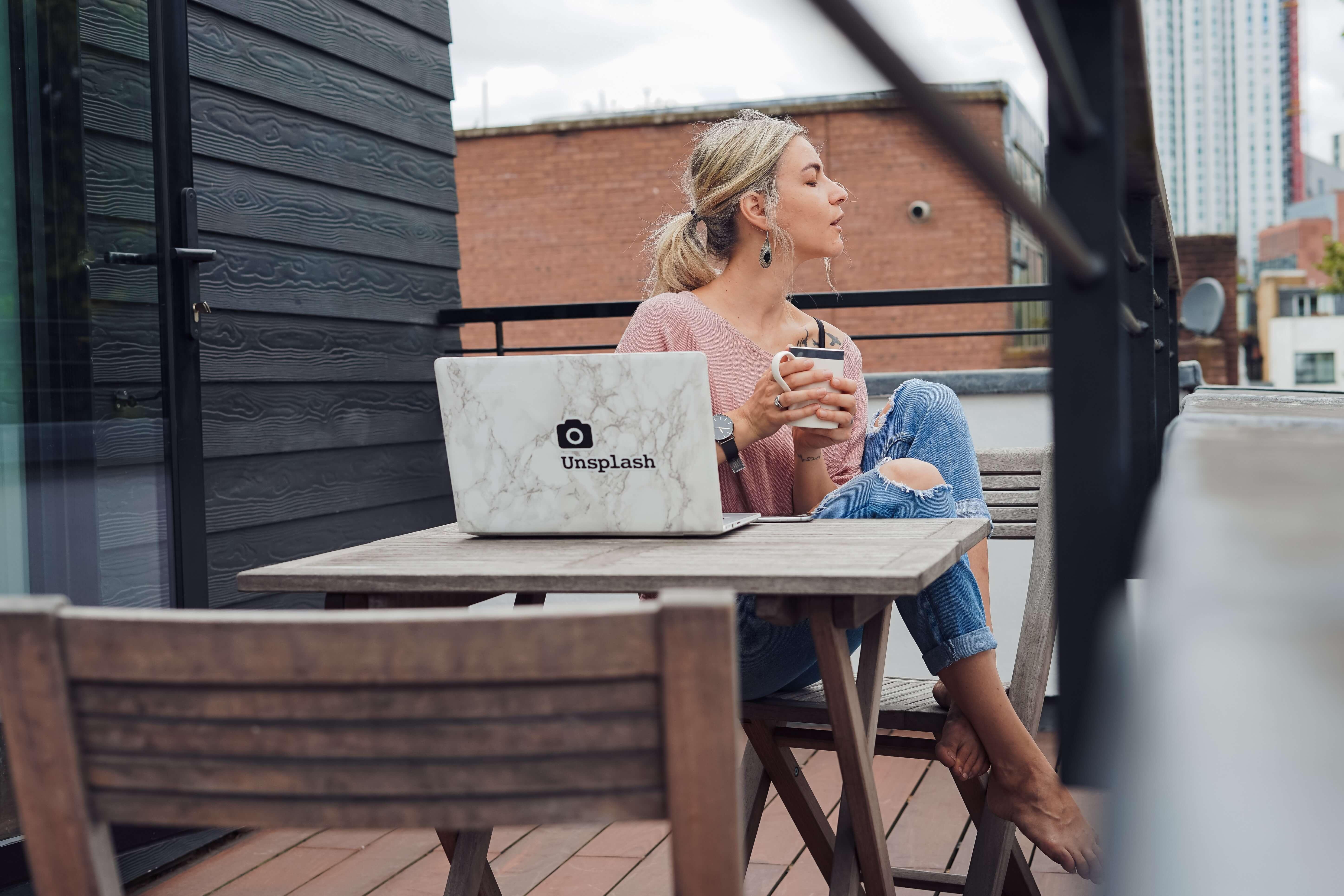 online coffee break