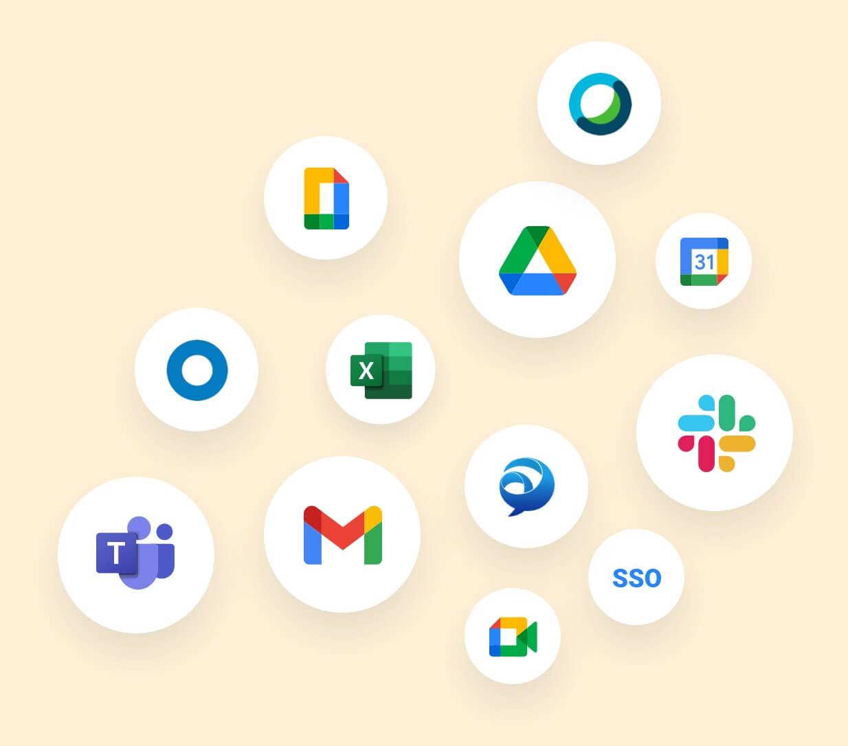 Happeo Google Intranet User