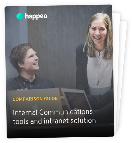 Happeo Security features