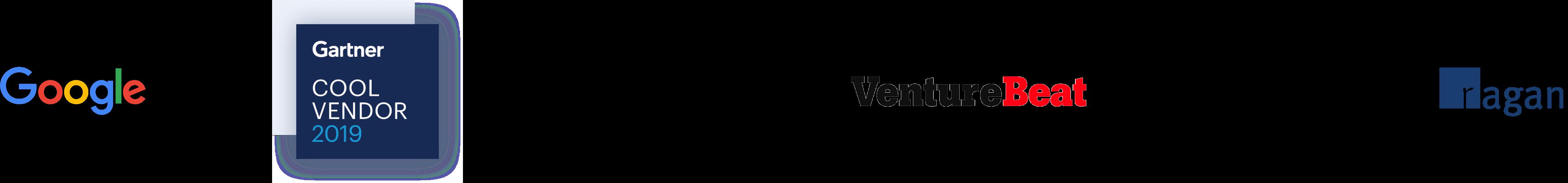 Happeo Press Logos