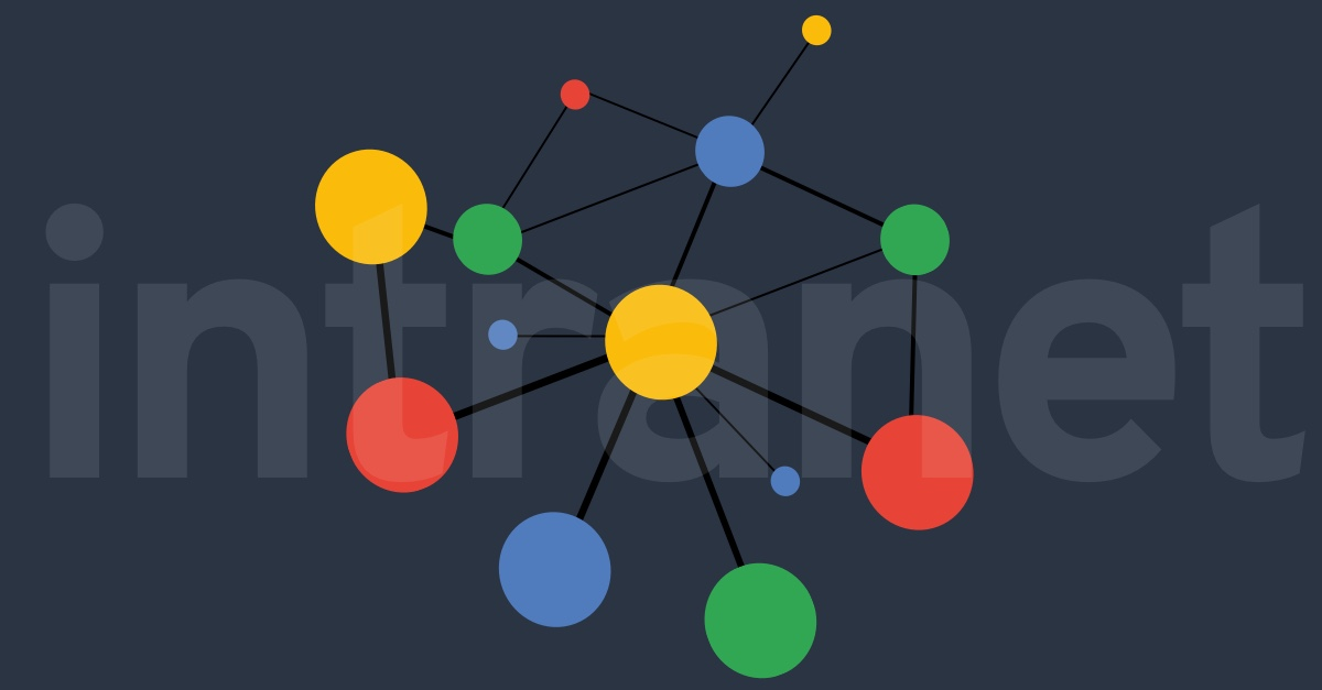 ¿Qué hace que la intranet sea… Pues eso, una intranet?