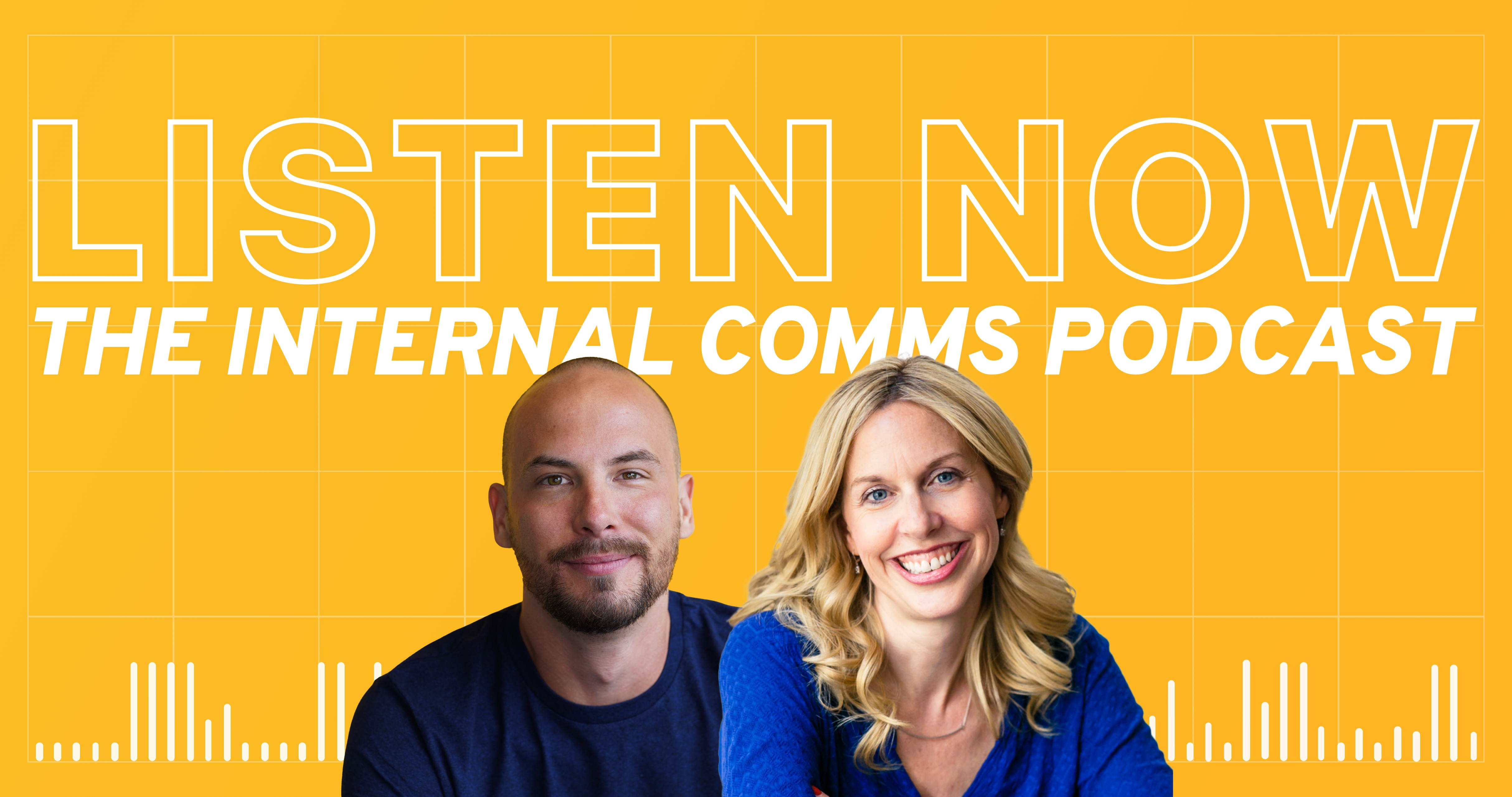 Podcast: How to get more creative in Internal Comms