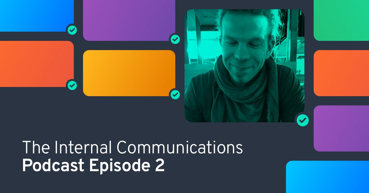Podcast: Research proves need for UX in Internal Communications