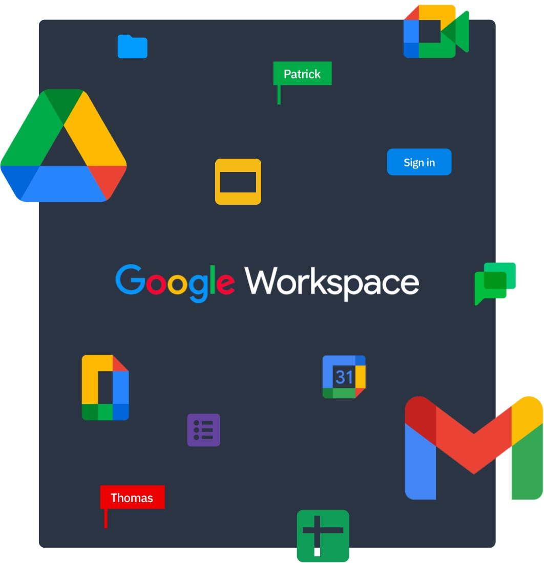 Happeo Google Workspace