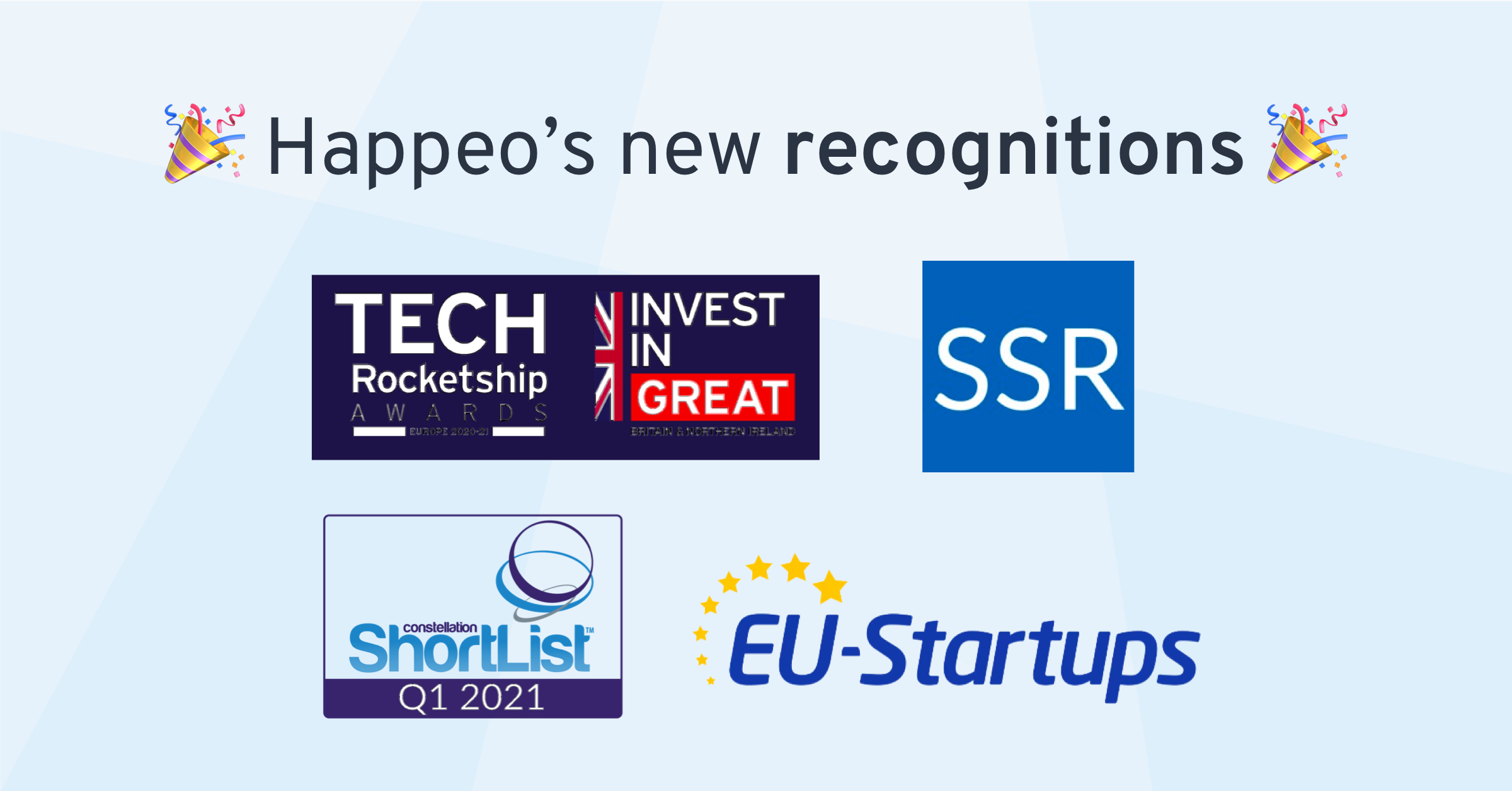 2021 kick-off: Constellation and others recognize Happeo