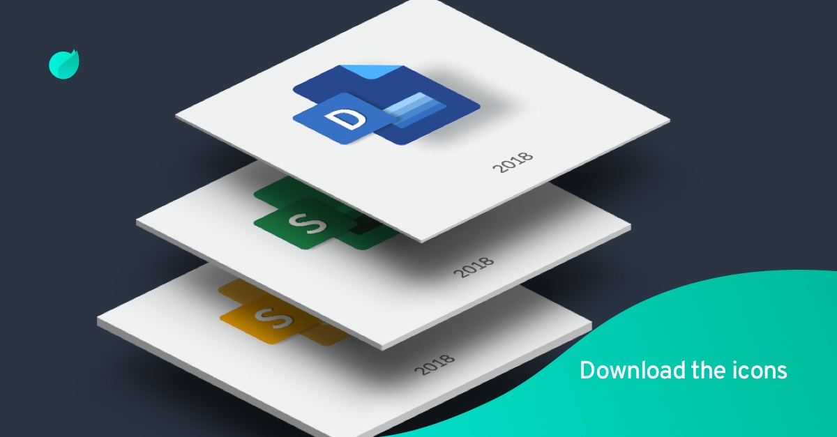download new microsoft office icons