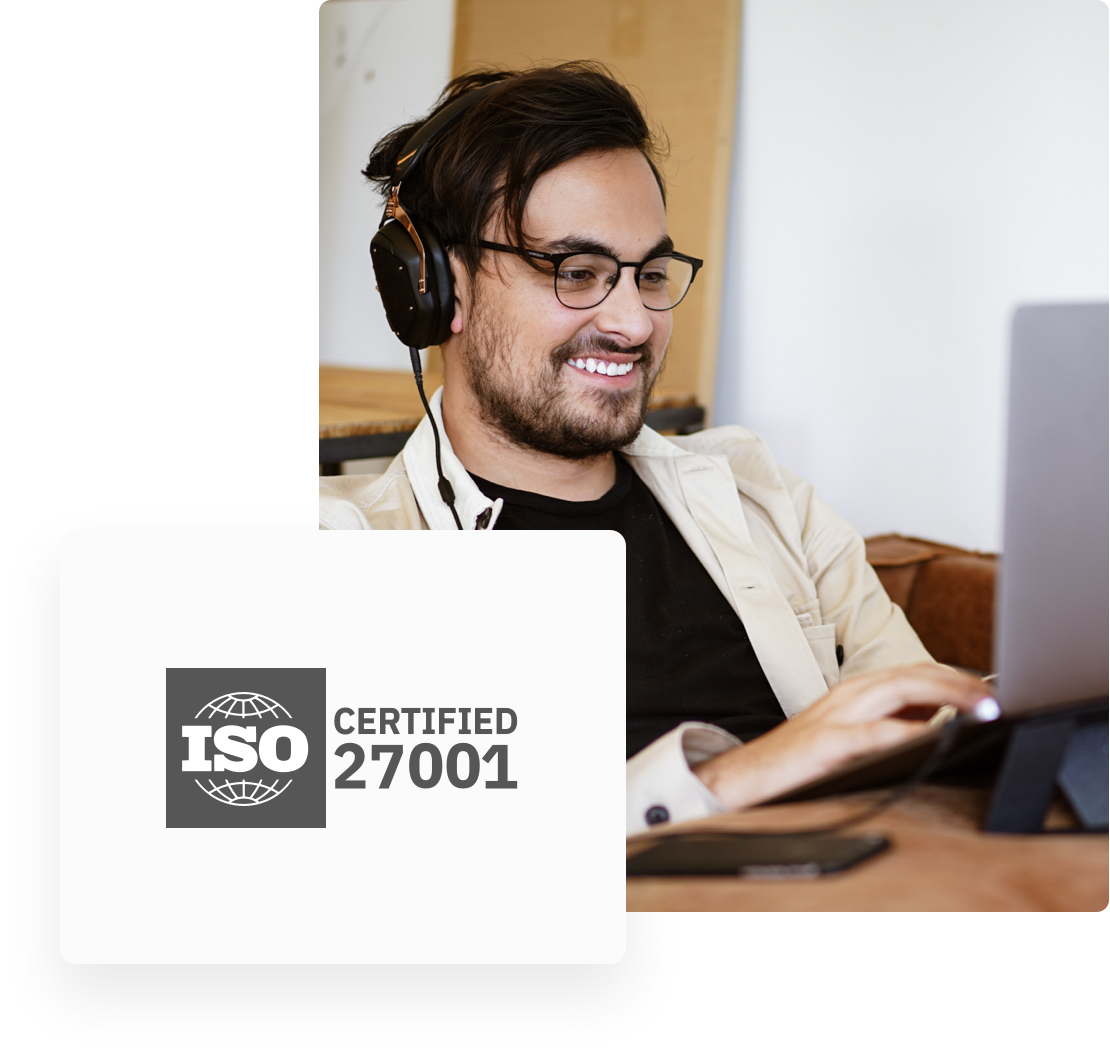 Happeo ISO Certification