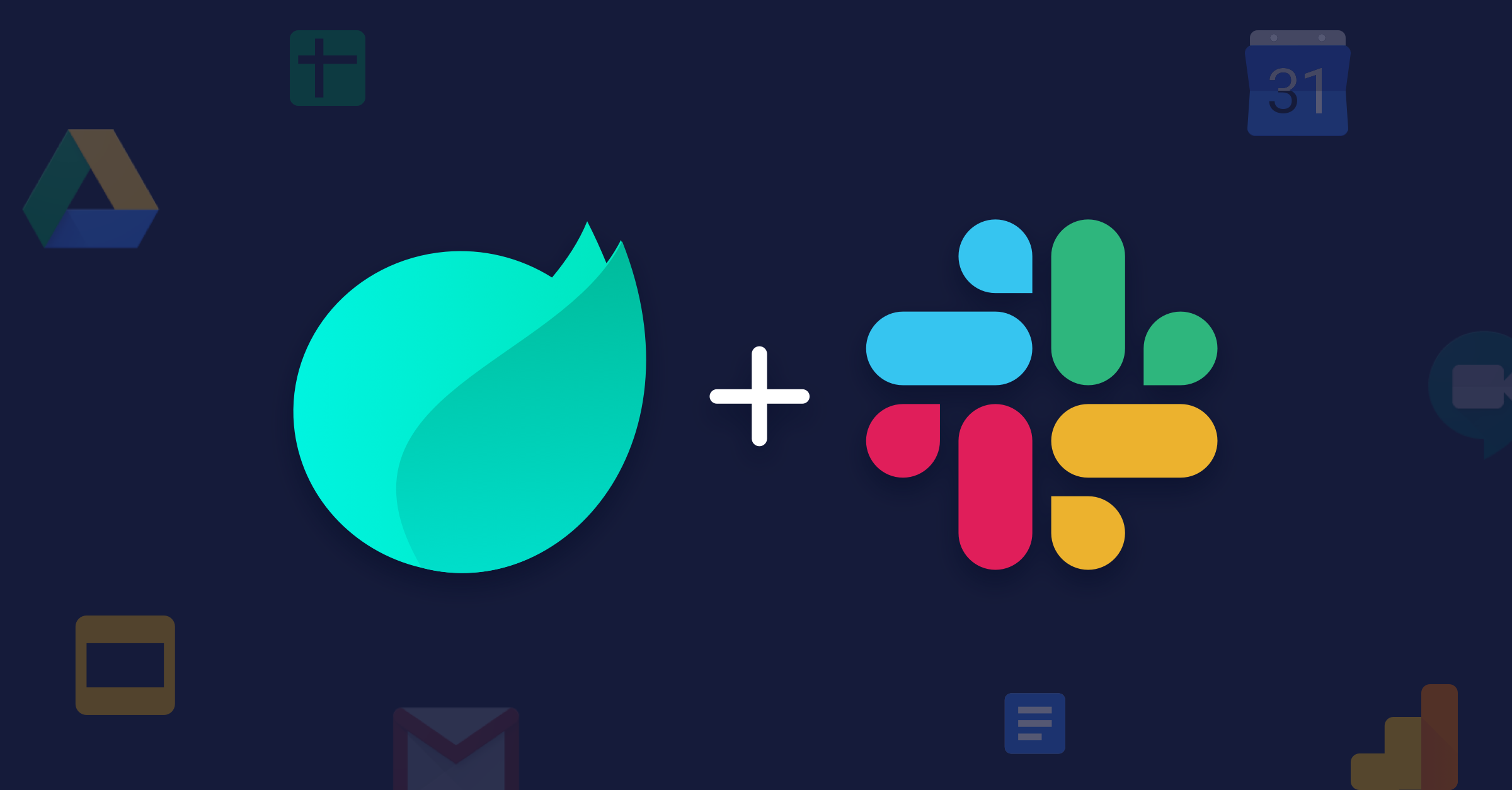 Holistic communication: Slack & Google Chat integration